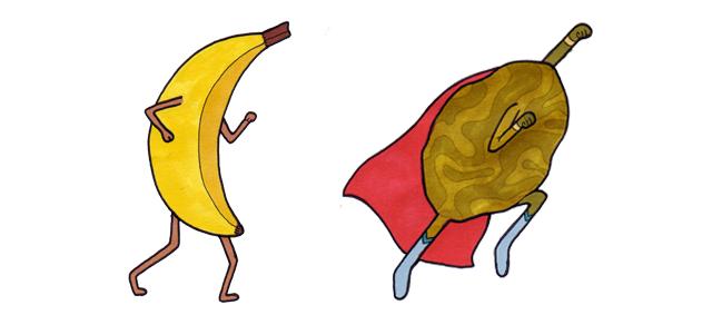 banana sultana claire murray